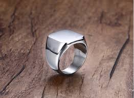 buy titanium rings images Titanium signet silver rings shopping in pakistan png