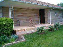 wood front porch steps designs home design ideas
