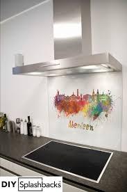 Kitchen Design Aberdeen by 29 Best City Series Printed Glass Splashbacks Images On Pinterest
