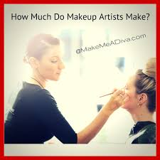 Schools For Makeup Artists Makeup Artist Salary U2013 How Much Can You Expect Makeup Artist