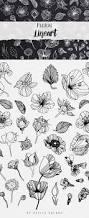 best 25 floral drawing ideas on pinterest floral doodle