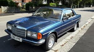 mercedes w123 coupe for sale 1983 mercedes 230ce w123 being auctioned at barons auctions
