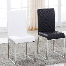 Dining Chairs With Metal Legs Dining Chairs Awesome Cheap Metal Dining Chairs Black Metal