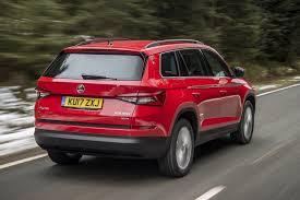 red velvet car new skoda kodiaq 1 4 tsi 150 se 5dr dsg petrol estate for sale