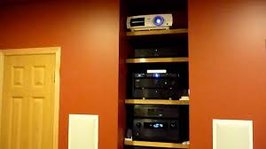 compact home theater system nice home theater room youtube