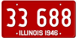 Il Vanity Plates Personalized Illinois License Plates Custom License Plates