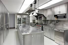 metal fast food kitchen design pumped up kichens pinterest