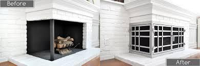 before u0026 after u2013 ams fireplace inc