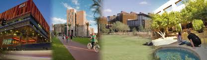 Asu Campus Map Barrett The Honors College At Arizona State University