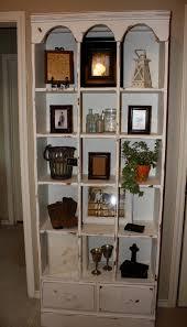 shabby chic bookcase white doherty house popularity of luxury