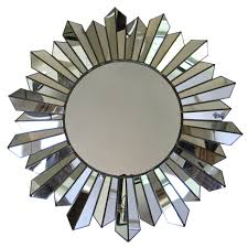 Mirrored Wall Decor by 1000 Images About Starburst Sunburst Mirrors On Pinterest