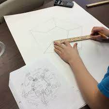 create a blueprint free free blueprint project lesson plan for 6th grade math students