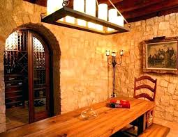 Wine Cellar Chandelier Wine Cellar Chandelier Custom Wrought Iron Chandelier In A Rustic