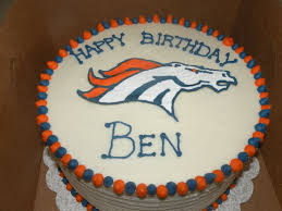 16 best super bowl 2016 images on pinterest denver broncos cake