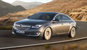 opel insignia facelift officially revealed photos 1 of 13