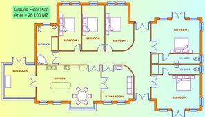 Floor Plan Diagrams 5 Bedroom Bungalow House Plans Memsaheb Net