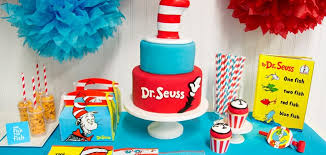 dr seuss party dr seuss day party