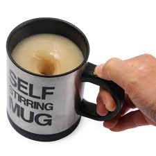 coffee mug automatic electric lazy self stirring milk mixing