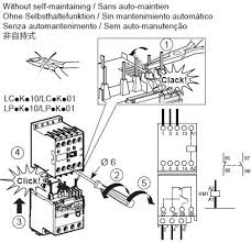 how do i connect a contactor and overload to create a direct on