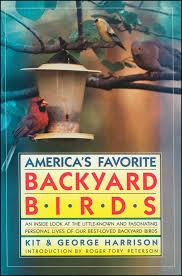 america u0027s favorite backyard birds book by george harrison kit
