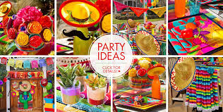 party city canada halloween caliente fiesta theme party supplies party city
