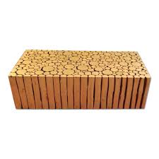 brent comber handmade alder rectangle coffee table aptdeco