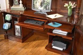 credenza computer desk homelegance yorkshire computer credenza and hutch 8551 7 at