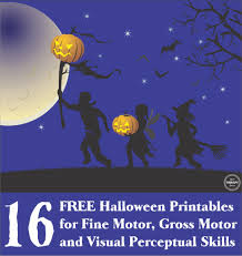 free haloween images 16 free halloween printables sensory motor skills your therapy