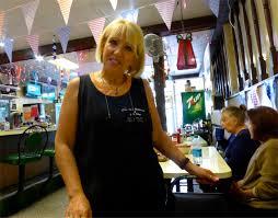 blue martini waitress restaurant review blogfinger blogfinger
