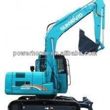 series swe90ub small hydraulic crawler excavator sunward excavator