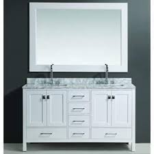51 60 inches bathroom vanities u0026 vanity cabinets for less