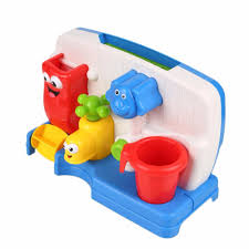 popular baby toy for shower buy cheap baby toy for shower lots peradix baby bath toys water taps buttressed automatic leisure spray bath shower play washing toys for