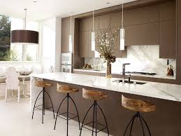 kitchen island 17 interior decorating ideas have dark brown