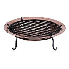 Menards Firepit by Copper Fire Pits Outdoor Heating The Home Depot