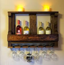 decorating admirable and enchanting hanging wine glass rack for
