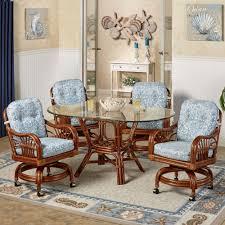 leikela malibu seaside tropical dining furniture set