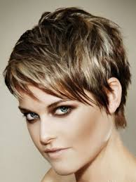 highlights in very short hair short hair with highlights fashion trends styles for 2014