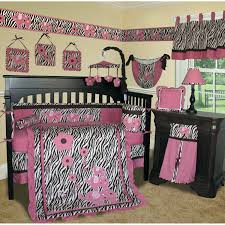 Animal Print Crib Bedding Sets Pictures Wonderful Babyrl Zebra Crib Bedding Sets Walmart
