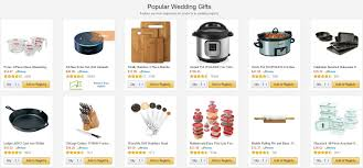 unique wedding registry gifts wedding registry how to use it and why it s a great tool