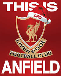 this is anfield merry christmas everybody by anfieldartist on