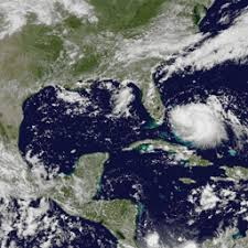 tracking a hurricane using web map service wms loren on the