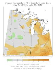 Normal Illinois Map by Hydroclim Minnesota For Early August 2017 Minnesota Dnr