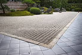 backyard zen garden design photograph zen rock garden at k