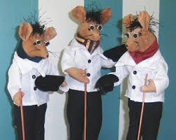 Shrek 3 Blind Mice 3 Blind Mice Etsy