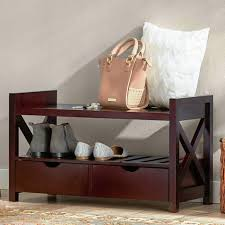 Entry Storage Bench With Coat Rack Entry Storage Bench With Coat Rack Furniture Decor Trend Best