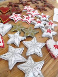 ruby murrays musings salt dough tree ornaments