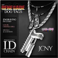 engraved dog tags for men second marketplace jcny renegade dog tag id personalized