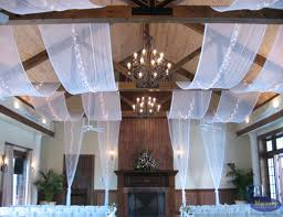 Hanging Decor From Ceiling by Eventful Disclosure Ceiling U0026 Fabric Treatments Jacksonville
