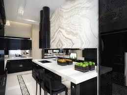 Modern Condo Kitchen Design Modern Condo Design Filled With Popular Furniture
