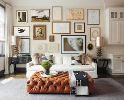 Colored Leather Sofas Cognac Leather Sofa Design Ideas